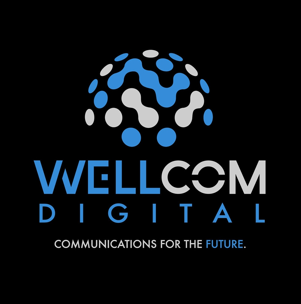 Digital Communications logo design
