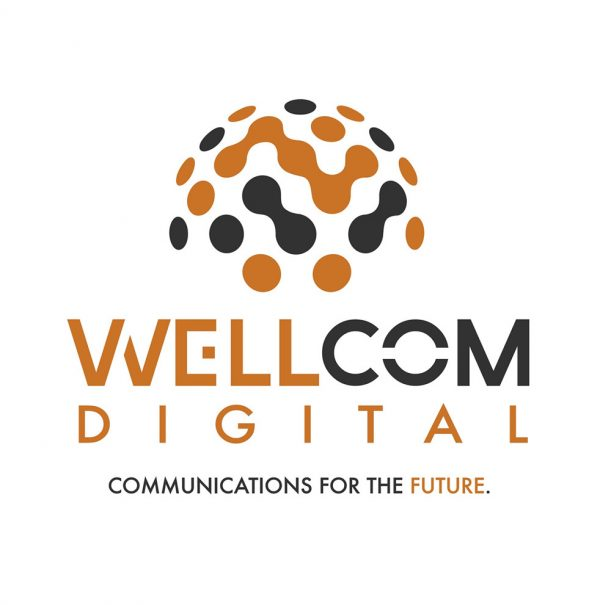 Digital Telecommunications Logo Design