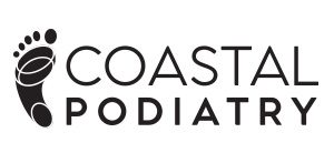 Coastal Podiatry Logo design