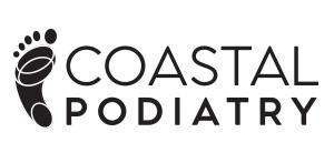 Coastal Podiatry Logo design