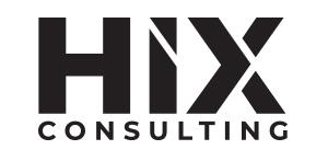 HIX Consulting Logo Design