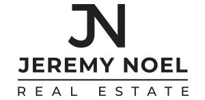 Jeremy Noel Real Estate Logo Design