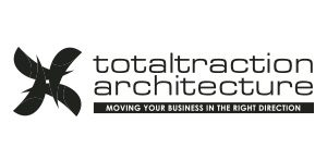 Total Traction Logo design