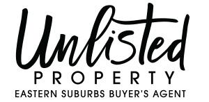 Unlisted Property website design
