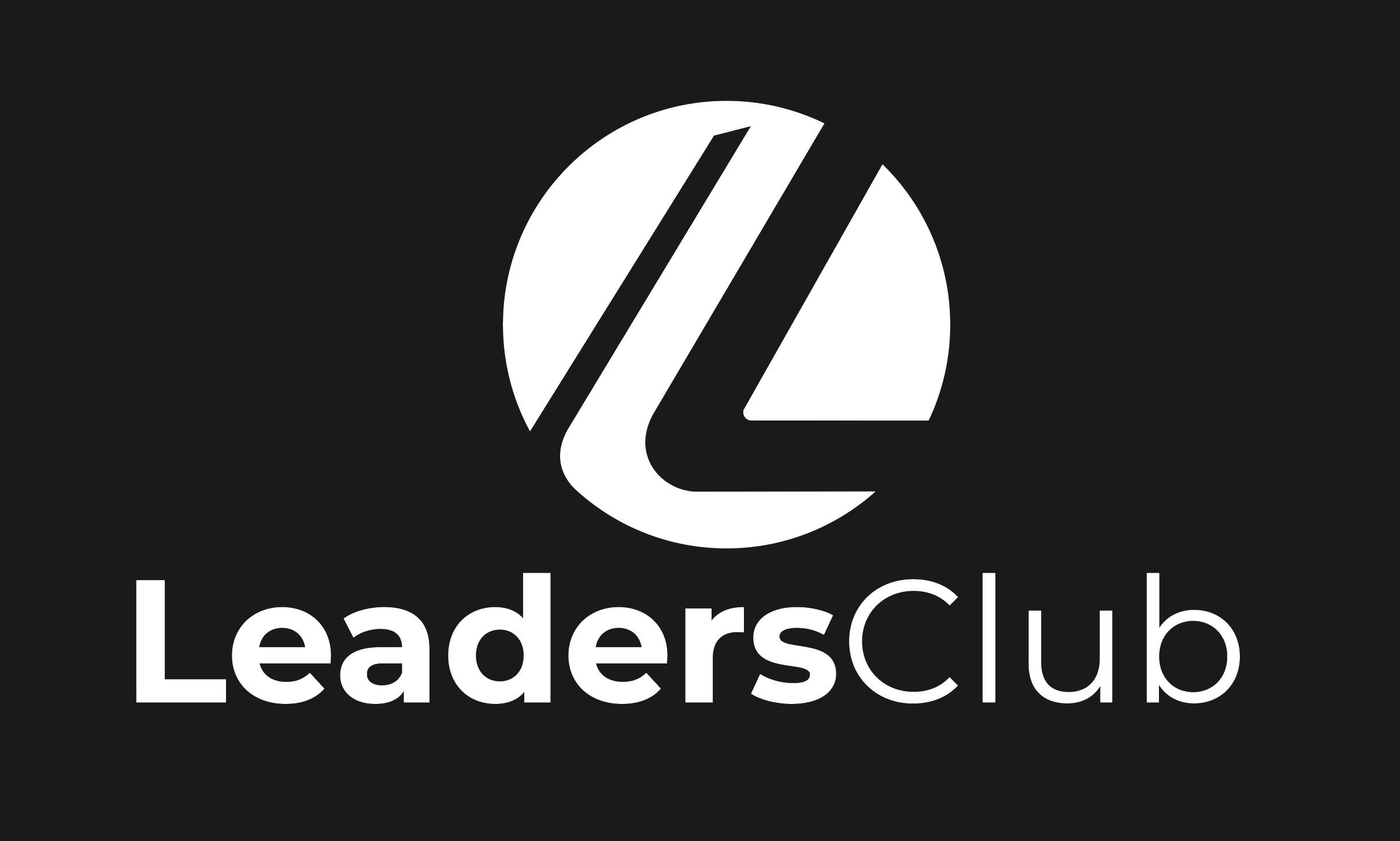 Leaders Club Logo Design