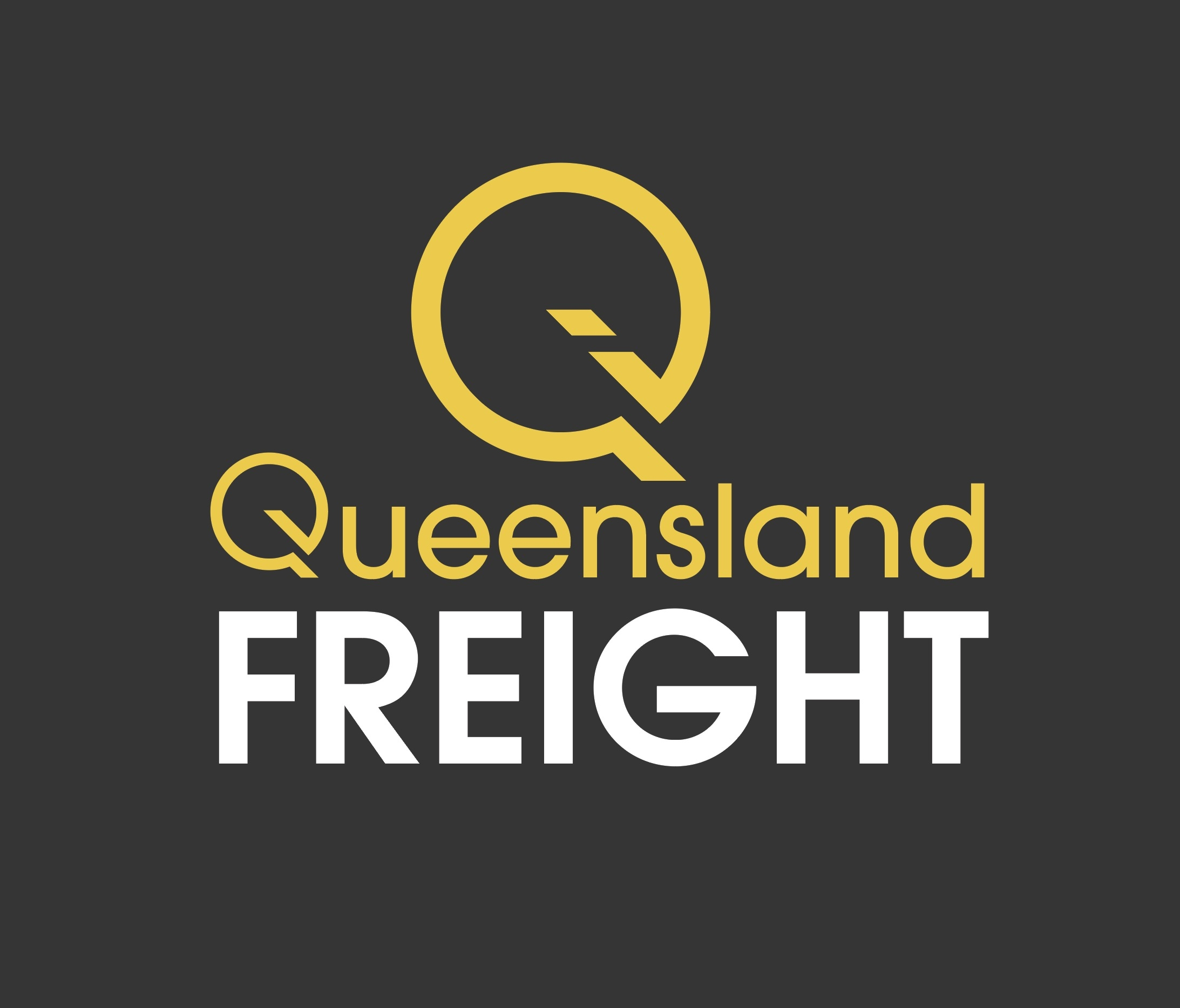 QLD Freight Logo Design by Smartfish Australian Brand Specialists