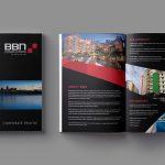 Corporate Profile Design and printing