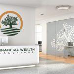 Financial Wealth Signage Design