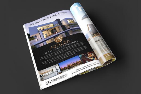 Luxury Real Estate marketing design