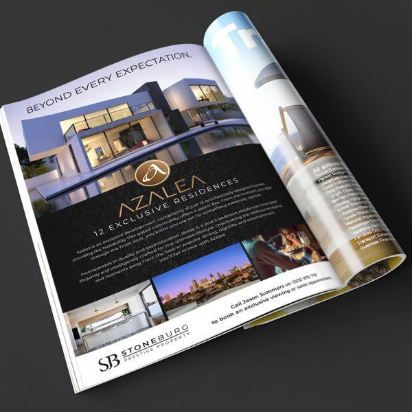 Luxury Real Estate marketing design
