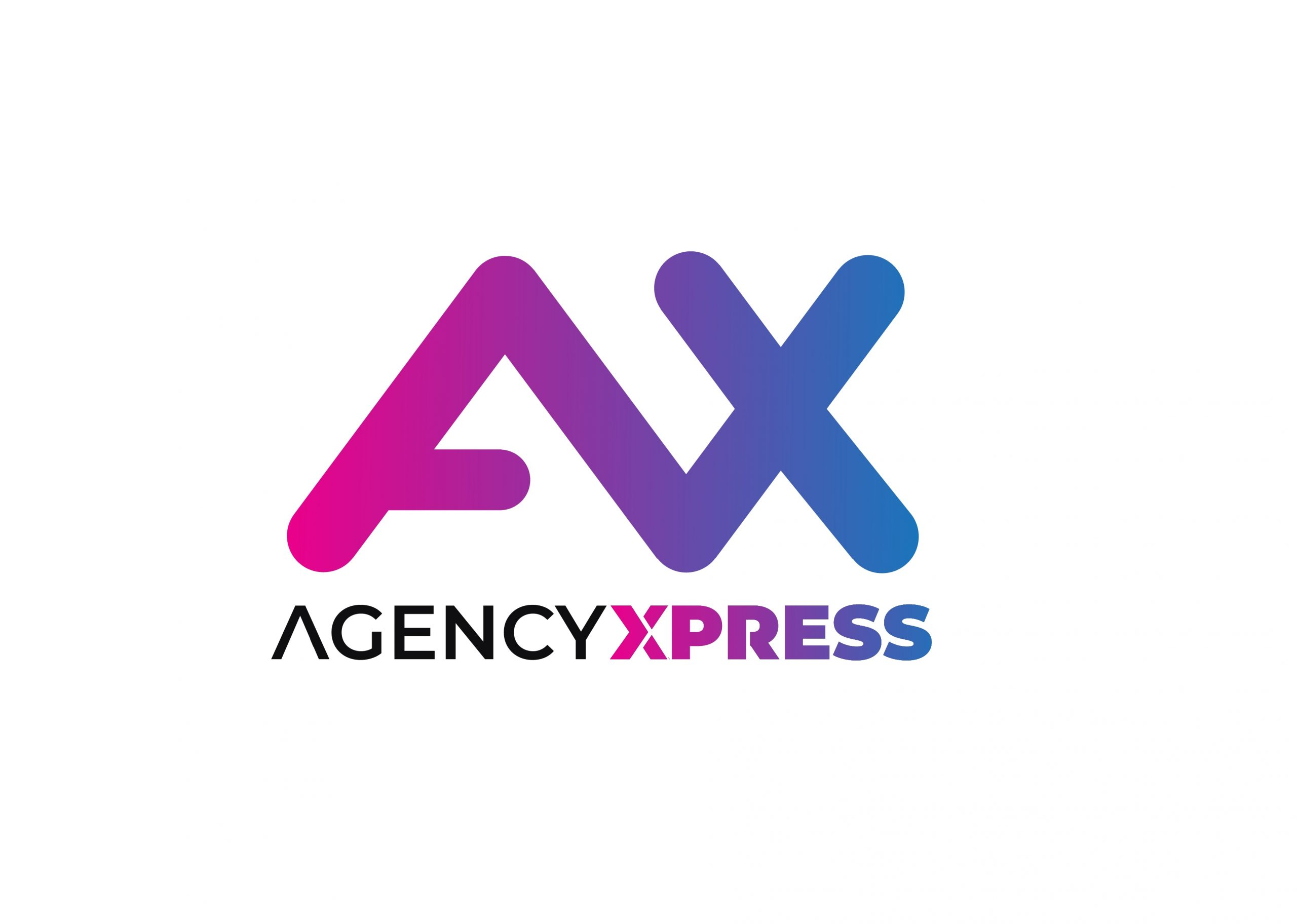 Online Course Logo design for Agency Xpress