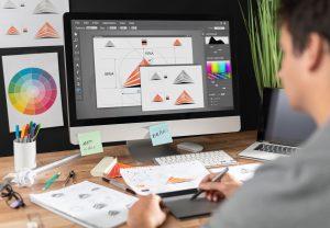 Choosing a logo designer