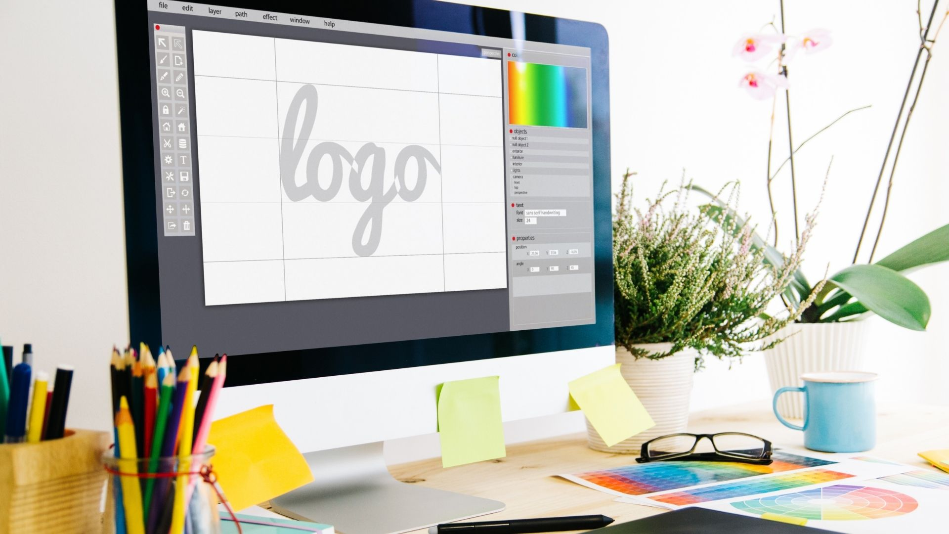 9 logo design tips